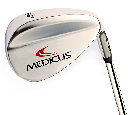 Medicus 56D Dual Hinged Pitching Wedge (Women's Right - Dual Wedge