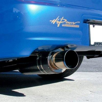 hks carbon ti - 8