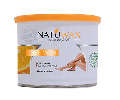 Price comparison product image Natuwax Gel Wax (Orange)