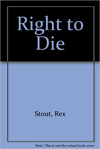 Book Right to Die