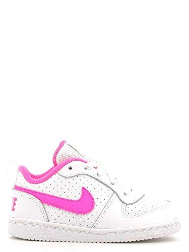 Court Court Low td white Blast Chaussures Nike Borough Mixte Blanco Blanco Blanco Pink B USdZqaxEw