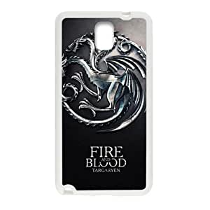 Fire Blood Cell Phone Case for Samsung Galaxy Note3