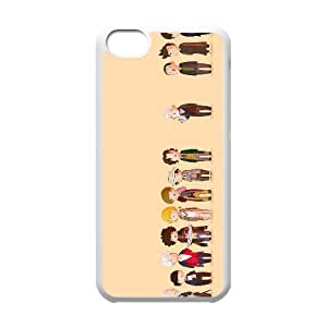 iPhone 5C Phone Case Doctor Who SX43555