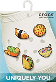 Crocs unisex-adult Jibbitz Shoe Charm 5-Pack | Personalize with Jibbitz for Crocs