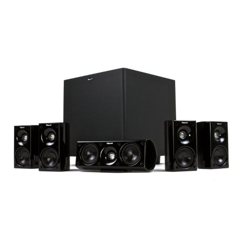 Klipsch HDT-600 Home Theater System (Certified Refurbished)