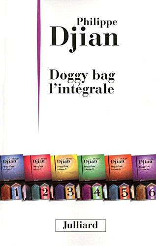 Doggy bag L'intégrale