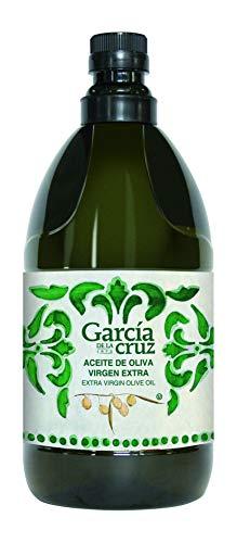García de la Cruz – Organic Extra Virgin Olive Oil – 2L Carafe