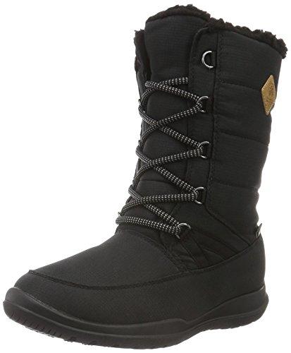Kamik Womens Robin Snow Boots Black