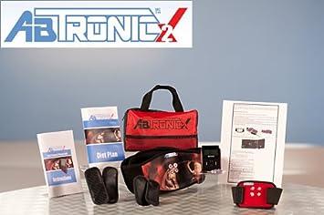 ABTRONIC X2 SLIMMING TONING BELT   CEINTURE ABTRONIC X2  Amazon.fr ... 5a8fac89a8b