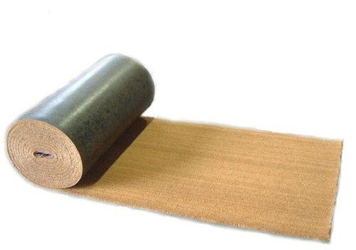 The Rug House COIR COCONUT ENTRANCE MATTING MAT 1m & 2m Wide