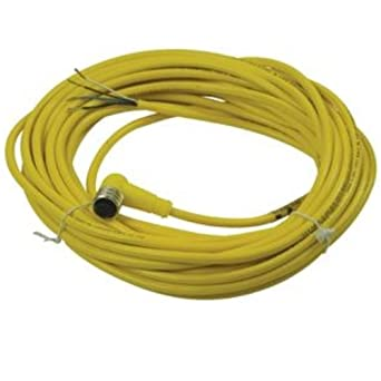 Brad 103000a45m020 power dropbranch single ended cordset female female straight 3 pole stoowtc er cable type pvc a45 cable jacket 16awg wire size 130a max current rating 600v acdc max voltage greentooth Image collections