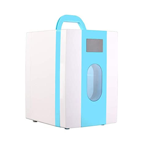Table Top Mini Freezer Electric Cool Box 10L, refrigerador de Auto ...