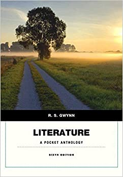 Literature: A Pocket Anthology (6th Edition) (Penguin Academics) 6th edition by Gwynn, R. S. (2014)