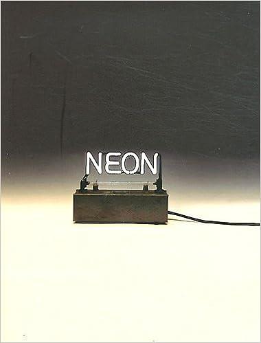 En ligne téléchargement Neon. Le néon dans l'art des années 1940 à nos jours. pdf epub