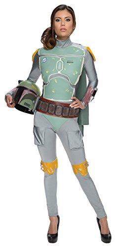Boba Fett Female Adult Costume - X-Small]()