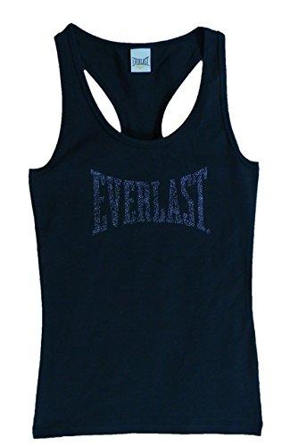 Everlast Camiseta (Top) 22W626j60C Mujer Jersey Stretch Azul (Blue), turquesa, XL turquesa