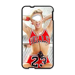 Bulls 27 Cheerleaders rooter Cell Phone Case for HTC One M7