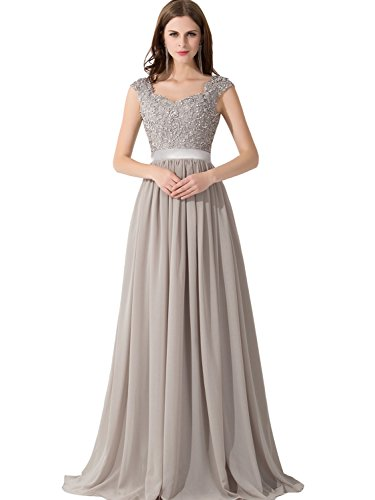 Babyonlinedress Babyonline Lace Backless Long Formal Evening Prom