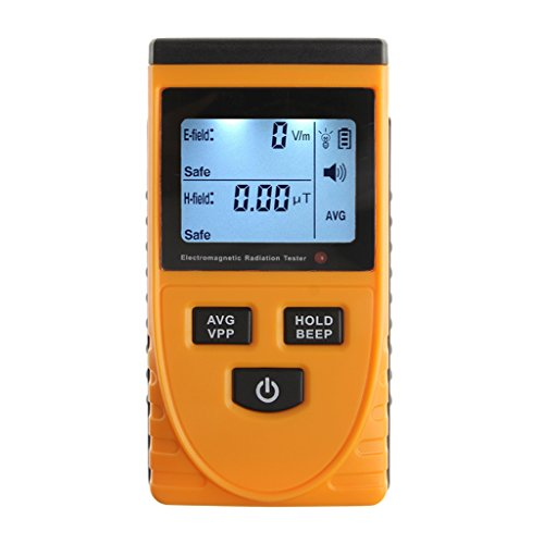 yellow radiation detector - 2