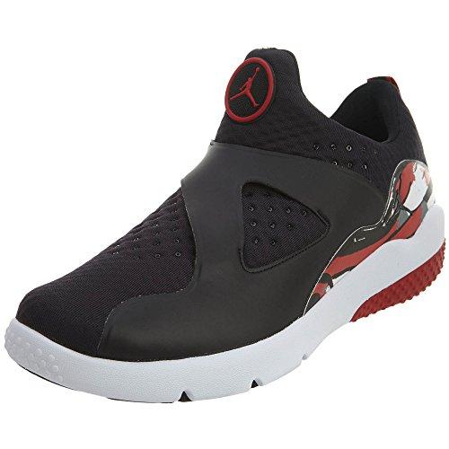 7fae19c5140 Men's Jordan Trainer Essential Running Shoe Black/Black-White-Gym Red 10