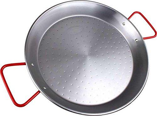 Magefesa Carbon Steel Paella Pan, 18 Inch ()