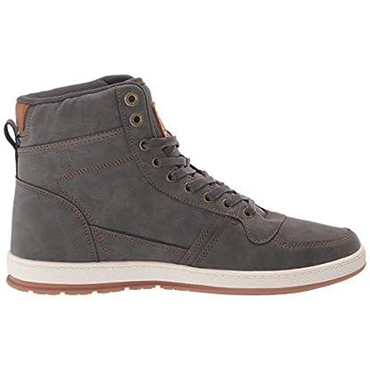 Levi's Mens Stanton Waxed UL NB Fashion Hightop Sneaker Shoe 6