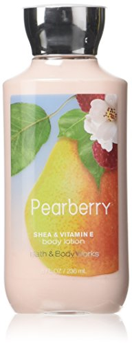 Bath & Body Works Bath & Body Works Pearberry Shea & Vitamin E Body Lotion, 8 Ounce