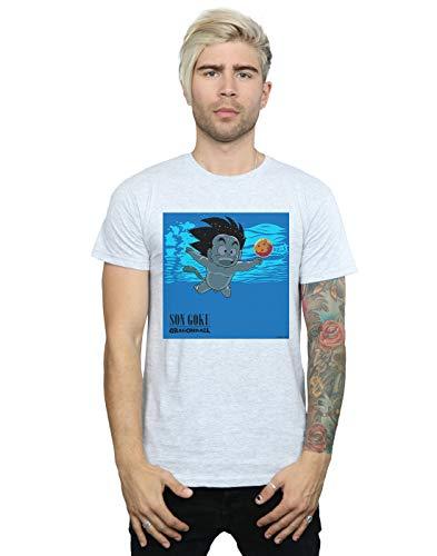 Goku shirt Sport Homme Gris T Pennytees Smells Like Absolute Cult wBxp7SPqSX
