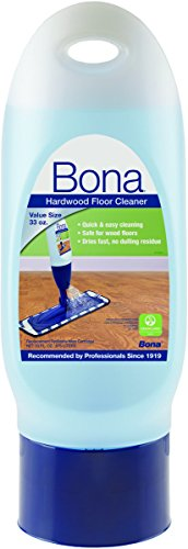 BONA KEMI USA WM700061001 Hardwood Floor Cleaner Cartridge Refill, 33 oz - Bona Kemi Hardwood Floor Mop