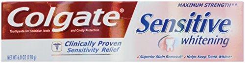 Colgate Sensitive Strength Toothpaste Whitening