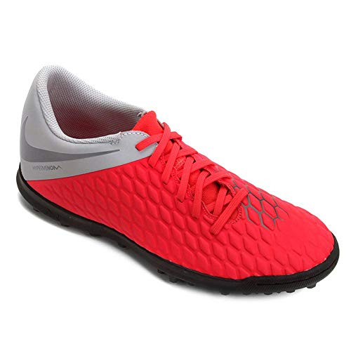Adulto Grey Unisex mtlc Tf Zapatillas Nike De 3 Hypervenom wolf Dark 600 Grey Multicolor Deporte Crimson lt Club UxaaC8w