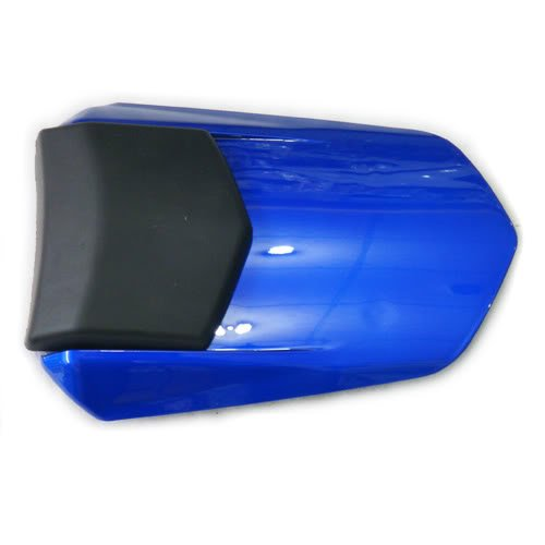 Wotefusi Motorcycle New Rear Tail Painted Passenger Seat Cowl Cover For Yamaha YZF1000 R1 2004-2006 2005 Blue