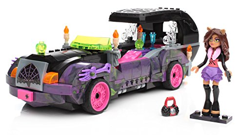 Mega Bloks Monster Moviemobile (Monster High Party Set)