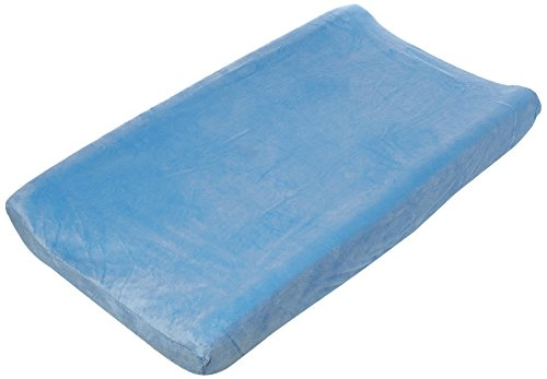 Summer Infant Ultra Plush Changing Pad Cover, Blue
