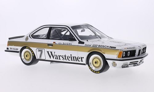 bmw-635-csi-no7-brun-racing-warsteiner-dpm-1984-model-car-ready-made-cmr-118