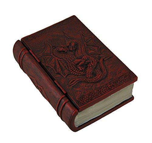 Fantasy Gifts 2702 Dragons Look Trinket Book Box 4