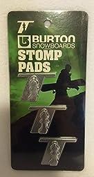 BURTON SNOWBOARD TACTICAL STOMP PADS