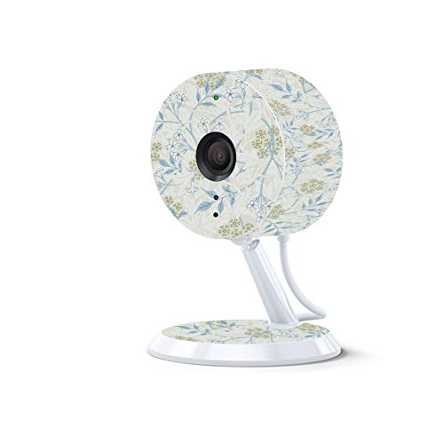 MightySkins Skin for Amazon Cloud Cam - Jasmine | Protective, Durable, and Unique Vinyl Decal wrap Cover | Easy to Apply, Remove, and Change Styles | Made in The USA