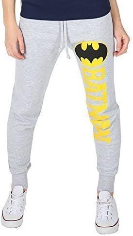 Mujer Batman Superman Logo Pantalón De Chándal Pantalones Jogging ...
