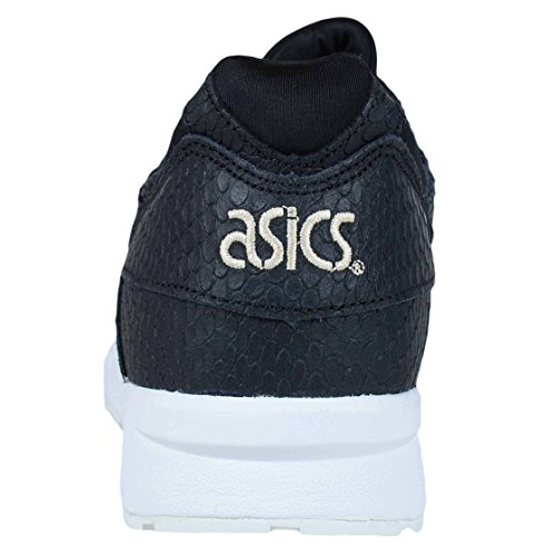 Asics Damesgel Lyte V Black Snakeskin H7e8l 9090 Hardloopmode