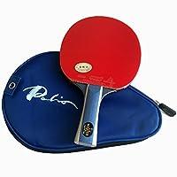 Palio Tischtennisschläger Master 2, mit Hülle