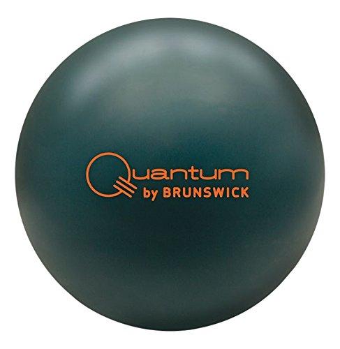 Brunswick Bowling Balls Quantum Forest Solid Ball, Green