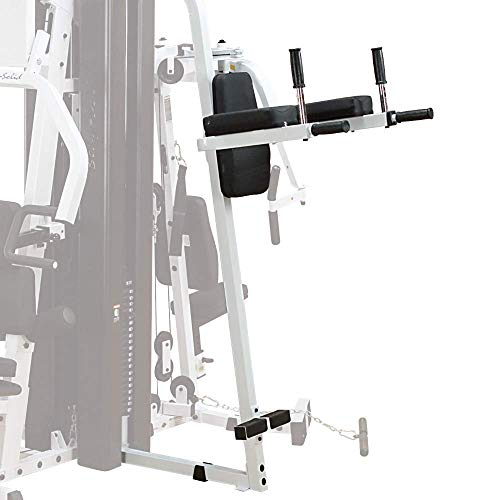 Body-Solid Knee Raise Dip Station for Body-Solid EXM Series Gyms (VKR30) by Body-Solid (Image #5)
