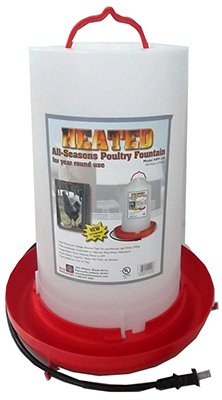 Heated Poultry Fount by Farm Innovators