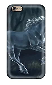 Forever Collectibles Gleaming Unicorn Hard Snap-on Iphone 6 Case