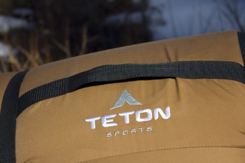 TETON Sports Outfitter XXL Camp Pad; Extra Large Sleeping Pad or Mat Perfect for Base Camp, Camping, and Hunting