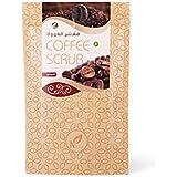 Nature Visions Coffee Body Scrub, exfoliation, 200 gm