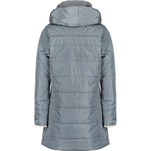 Balsam Water Repellent Pernella Lined Regatta Green Women's Jacket Zip and Insulated Hooded Down SqERPR