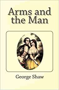 a review of arms and the man by bernard shaw Librivox recording of arms and the man by george bernard shaw read in english by phil chenevert arms and the man is a comedy written by george bernard shaw.