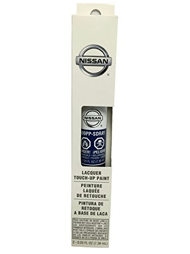 - Genuine Nissan Touch-Up Paint 999PP-SDRAY (Deep Blue Pearl)